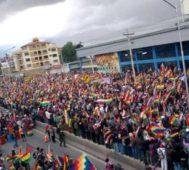 ¡Bolivia no se rinde! – Por Adán Chávez Frías