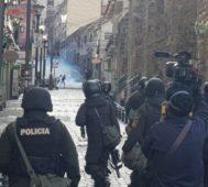 «Que policías y fuerzas armadas paren la masacre»
