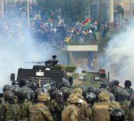 Bolivia: al menos 24 muertos e impunidad de los militares