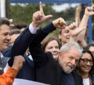Lula cuestionó a quienes reconoen al «farsante» Guaidó