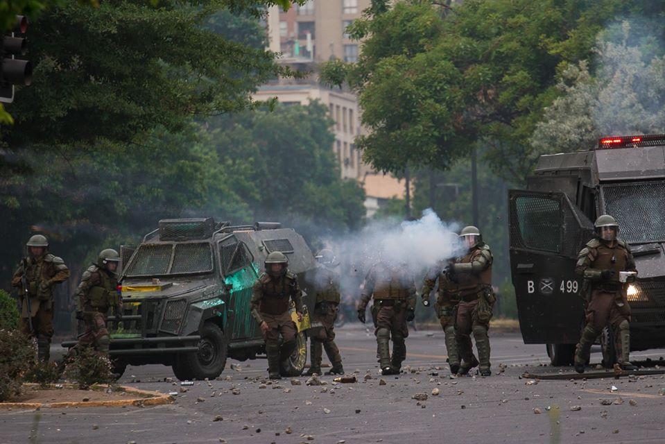 Chile: cae otro ministro del Interior por la represión