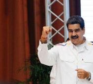 «Nadie separará los pueblos de El Salvador y Venezuela»