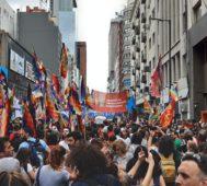 Argentina: miles de personas repudian el golpe en Bolivia