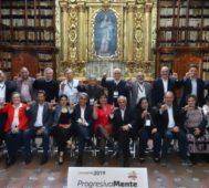 Grupo de Puebla: piezas de un nuevo cuadro regional