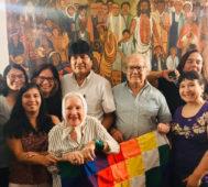 Evo Morales recibe más apoyos en Argentina