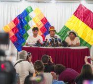 Evo dijo que el 19 de enero el MAS elegirá candidatos