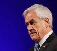 Ocho de cada diez chilenos rechazan al presidente Piñera
