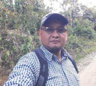 John Freddy Álvarez, líder social asesinado en Colombia