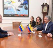 Duque habla de Venezuela pero no habla de Colombia