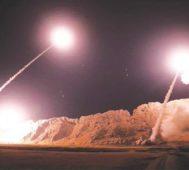 Irán atacó fuerzas de Estados Unidos desplegadas en Irak