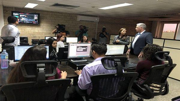 TeleSUR inauguró una sede en La Habana, Cuba