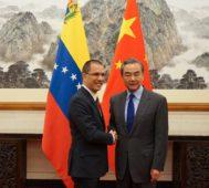 Venezuela y China reafirman «una relación imperturbable»