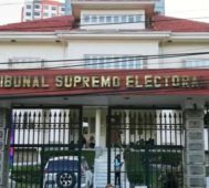 Tribunal Electoral de Bolivia ratifica elecciones en octubre