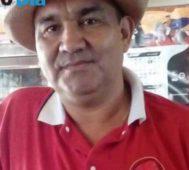 Jeovanny Oliveros, concejal asesinado en Colombia