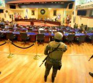 Oficialismo salvadoreño emplaza al Parlamento