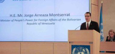 «El oro es propiedad del pueblo venezolano»