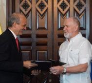 Venezuela firmó acuerdos con la ONU por alimentos