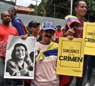 Venezuela: «Las Sanciones son un Crimen»