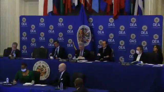 Luis Almagro, reelecto en OEA en medio de la pandemia