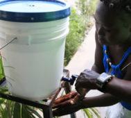 Tres mil millones de personas no tienen para lavarse las manos