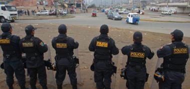 Perú: autorizan represión para hacer cumplir la cuarentena