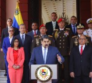Coronavirus: Maduro pide a Trump levantar el bloqueo