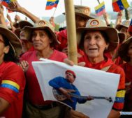 Gobierno, Fuerzas Armadas y pueblo conmemoran a Chávez