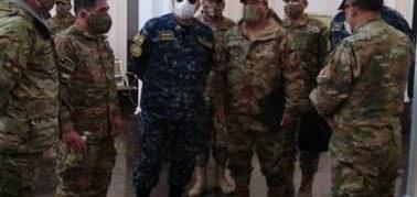 Bolivia: jefes militares amenazan a legisladores