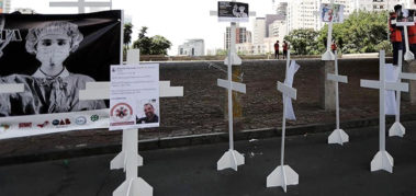COVID-19: Brasil pasa las mil muertes diarias