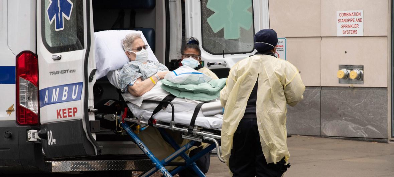Estados Unidos superó los 172.000 muertos por Covid-19