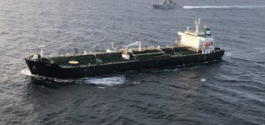 Llega a Venezuela el primero de cinco petroleros iraníes