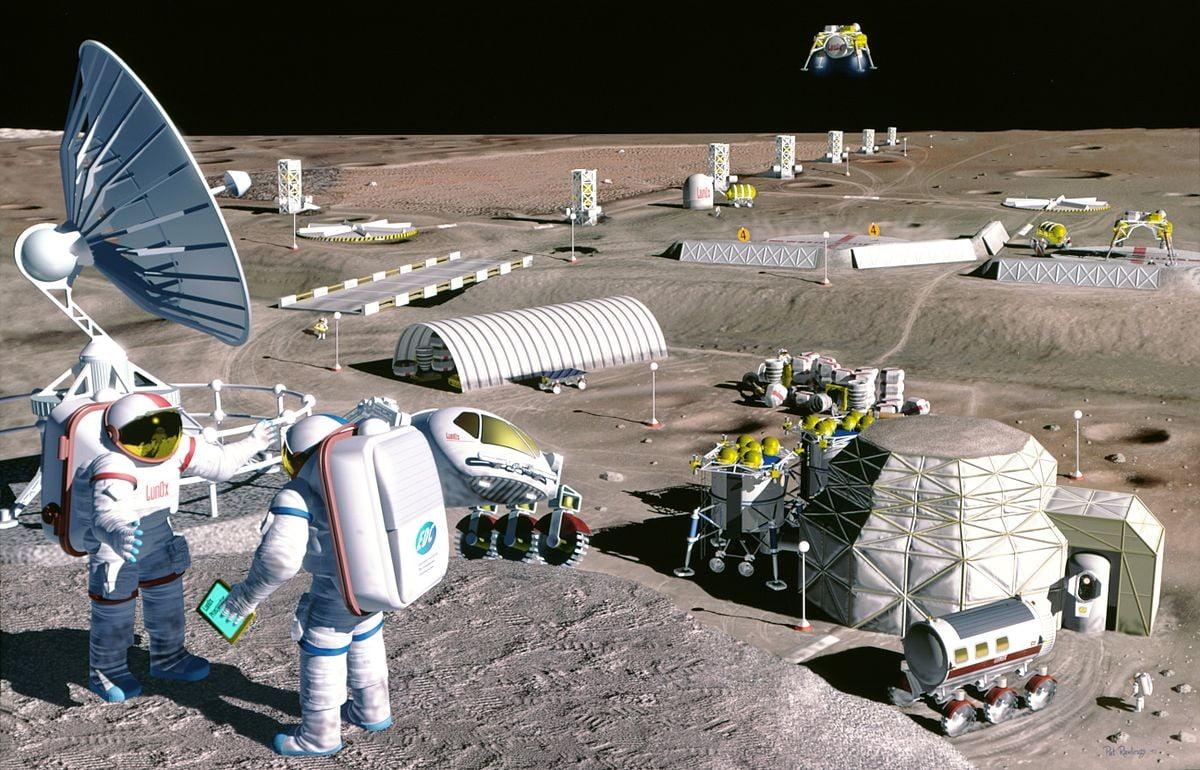 La alocada carrera por explotar la Luna y Marte – Por Jorge Zárate