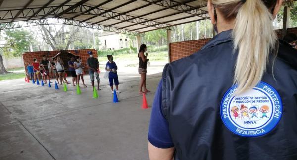 Cien menores víctimas de trata entre Brasil y Paraguay