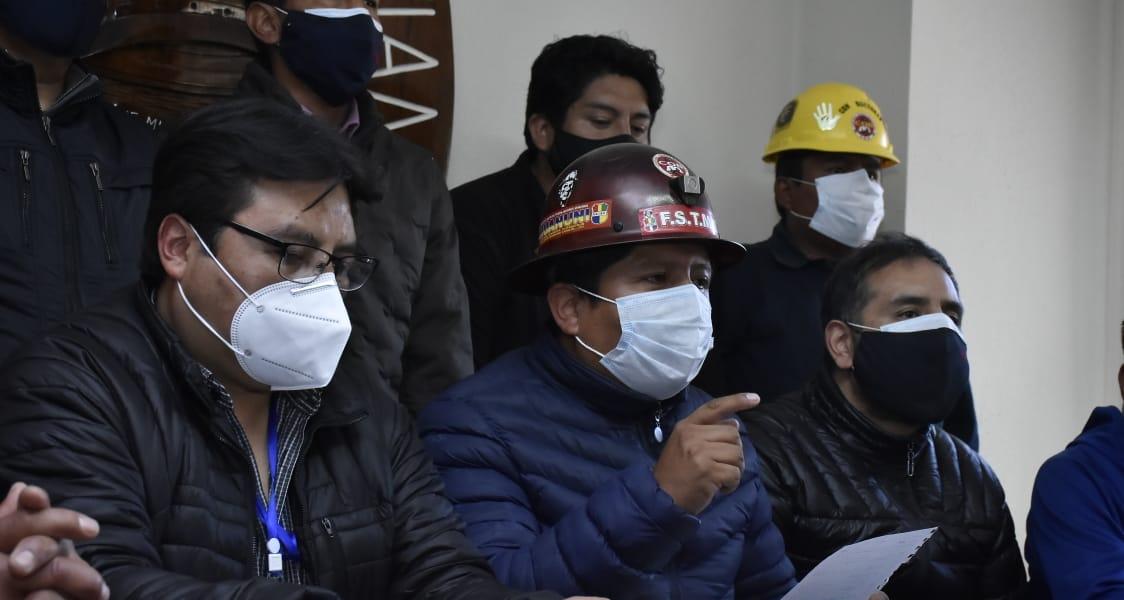 El MAS y la Central Obrera cesan las protestas en Bolivia