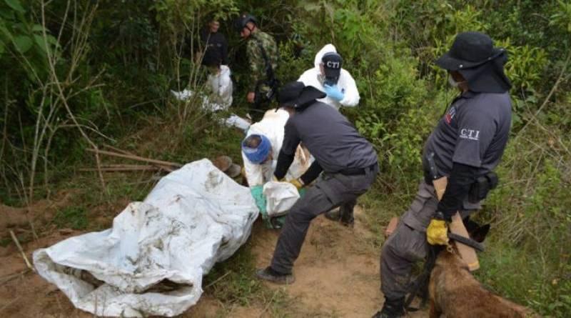 Al menos 12 asesinatos en nuevas masacres en Colombia