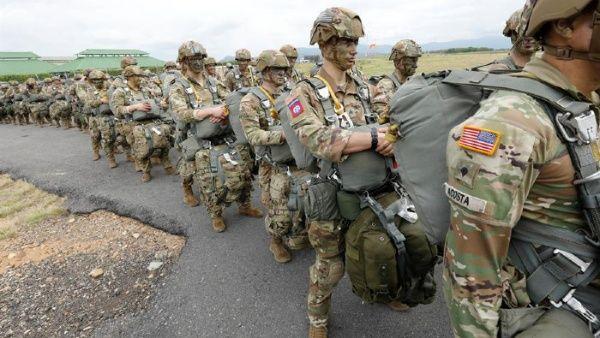 Colombia reactiva la brigada de Estados Unidos