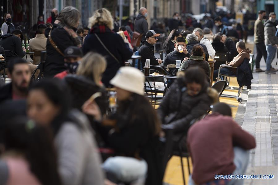 Argentina en alerta por los contagios de Covid-19