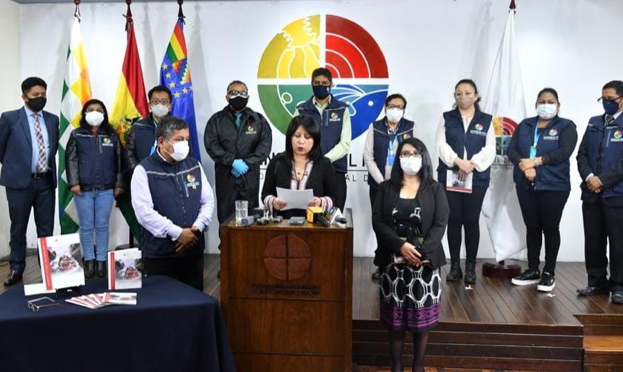 Bolivia: denuncian a dictadura por delitos de lesa humanidad