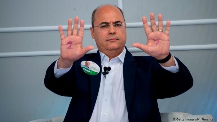 Brasil: Gobernador de Río denunciado por corrupción
