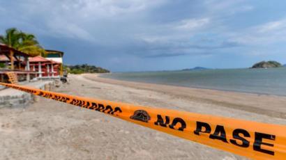 Brasil: 126 mil muertos por Covid y playas colmadas
