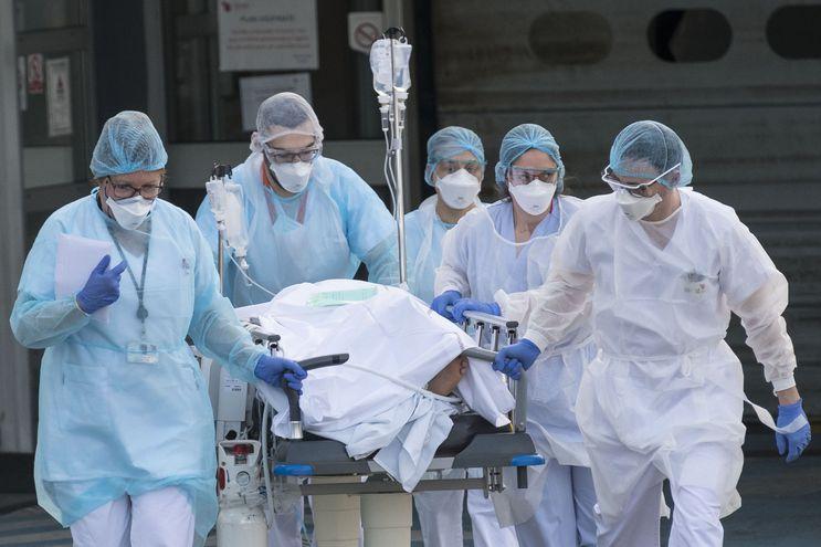 Paraguay: alerta por aumento de COVID-19 en área de salud