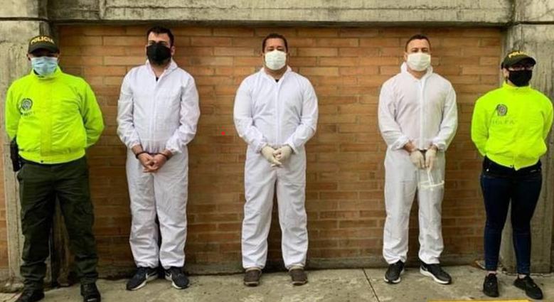 Capturan a acusados de intentar derrocar a Maduro
