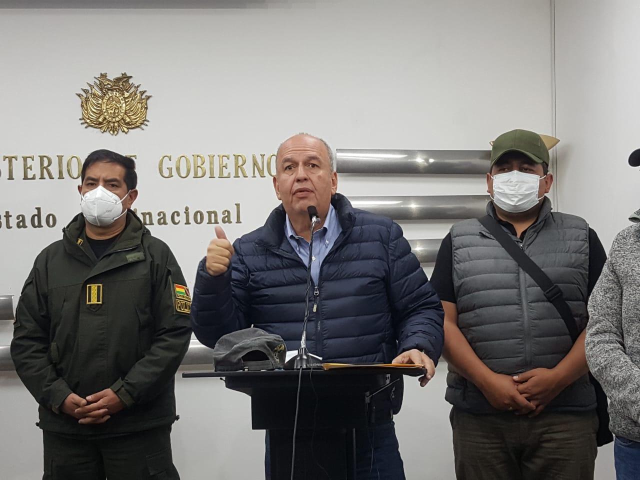 Bolivia: piden extradición del exministro de facto Murillo