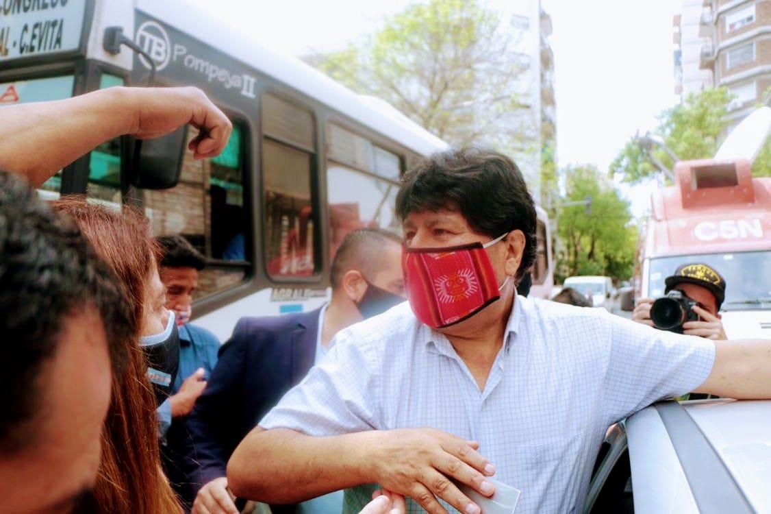 Anulan orden de detención contra Evo Morales