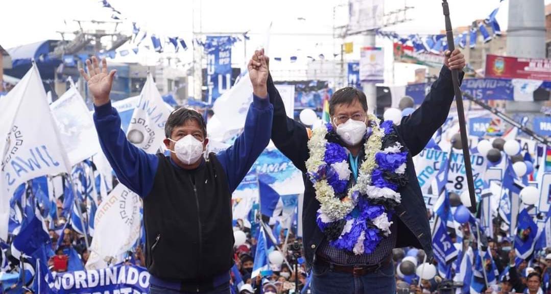 Bolivia: Luis Arce asumirá el domingo 8 de noviembre