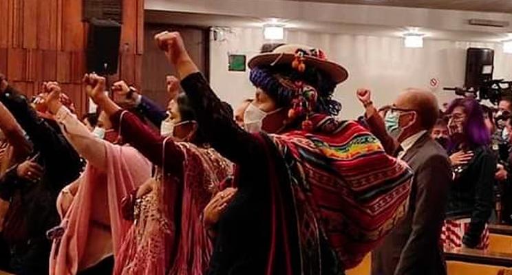 Bolivia: mayoría de mujeres y varios jóvenes en la Asamblea