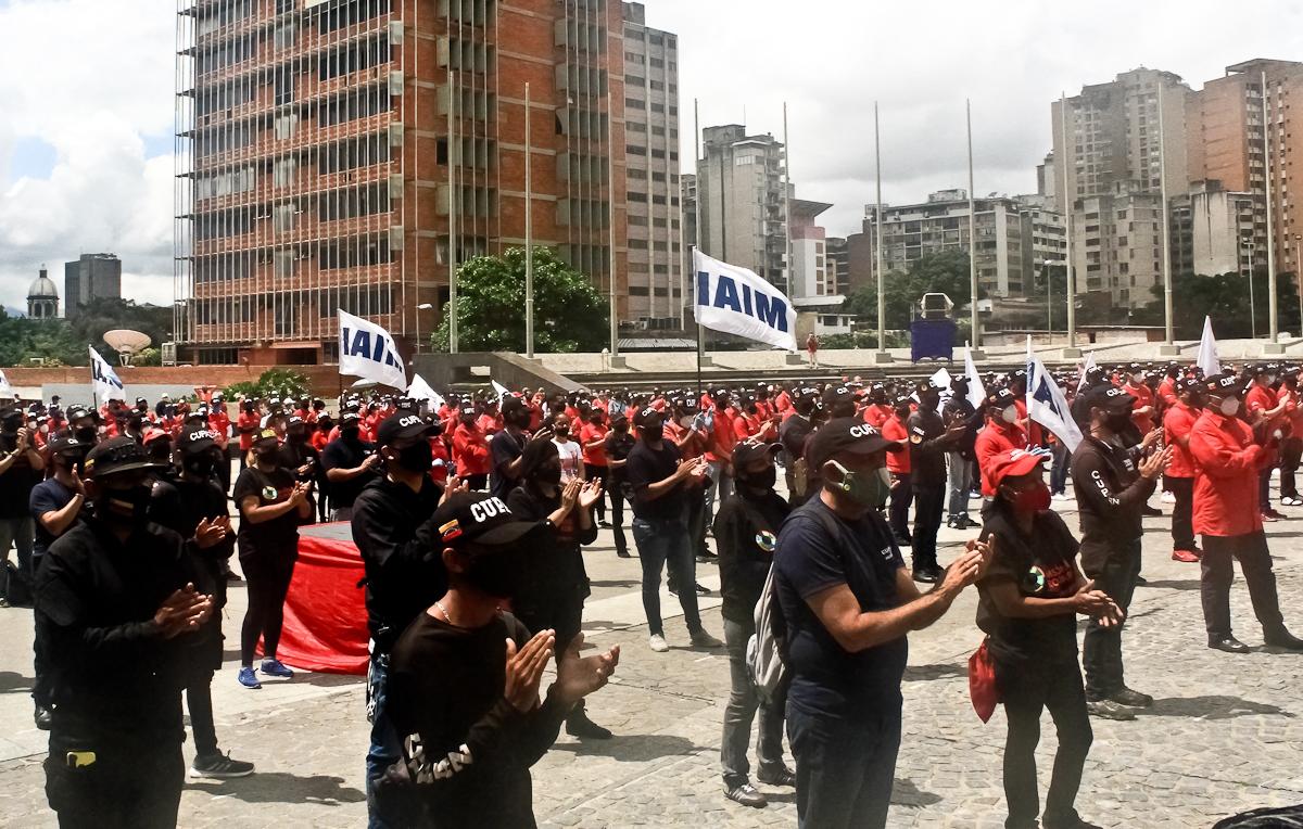 Venezuela: Cuadrillas de Paz para elecciones de diciembre