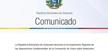Venezuela denuncia a España por la fuga de Leopoldo López