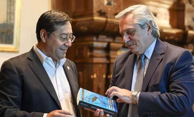 Alberto Fernández estará en la asunción de Luis Arce