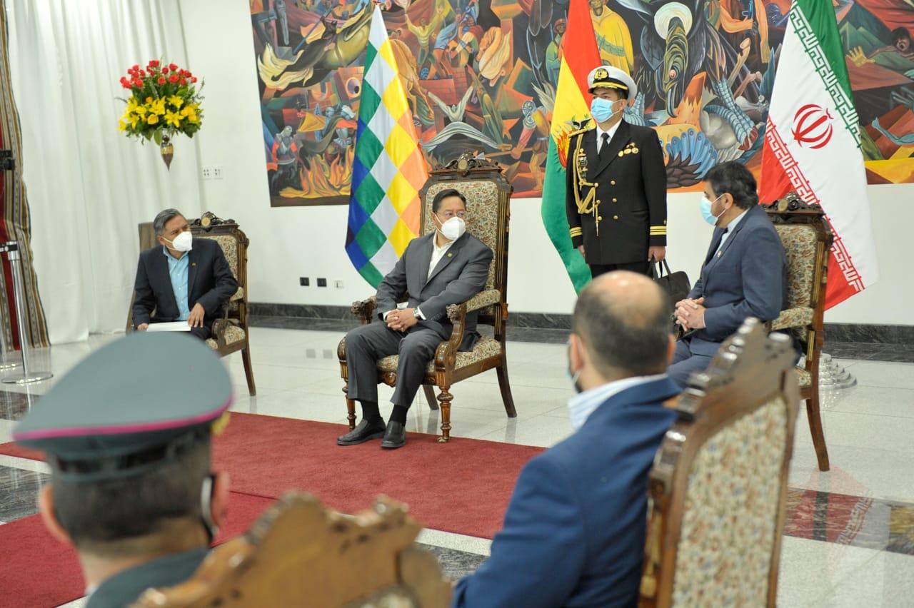 Bolivia reestablece diplomacia con Irán y Venezuela
